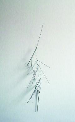 Aukile/Fontanelle, sateenvarjon metalliosat/umbrella's metal parts, 2006