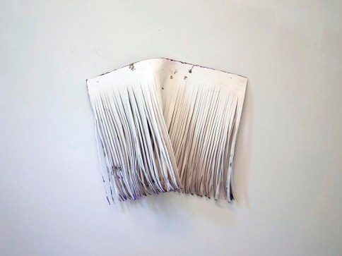 Laidat/Edges, paperi, guassi/paper, guasche, 2011