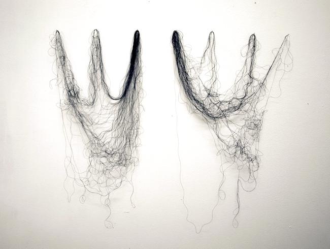 Language, lanka/thread, 2011