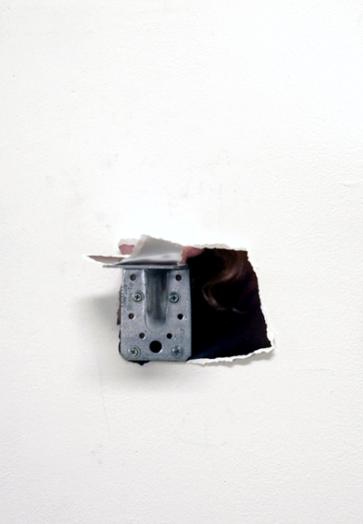 Declaration of instant, paper, metal, 2012