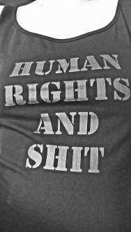human rights and shit