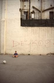 Barcelona 2001