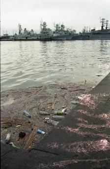 Kronstadt 2001 Damaged photos