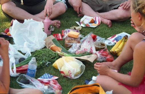 picnic 2001, Juhani palmun varjossa