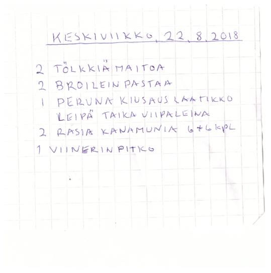 ostoslista8