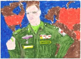 military-portrait
