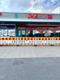 Lucky Star, Härmälän ja Pohjois-Korean rajalla