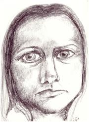 Killer women, pencil on paper, 2020