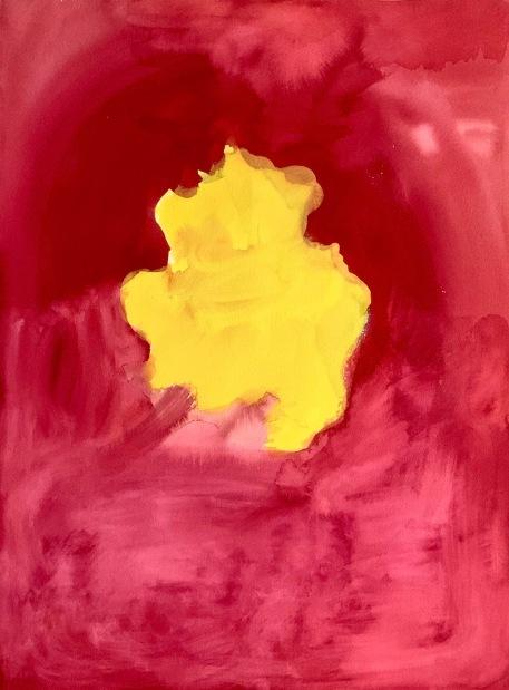 Untitled, guassi, 2008