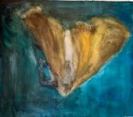 Life of a butterfly, 2009 vesiväri