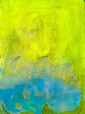 Life of a butterfly, gouache,75*55cm, 2009