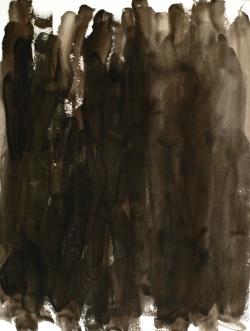 Man-made desert, Guassi paperille/Gouasche on paper, 2009